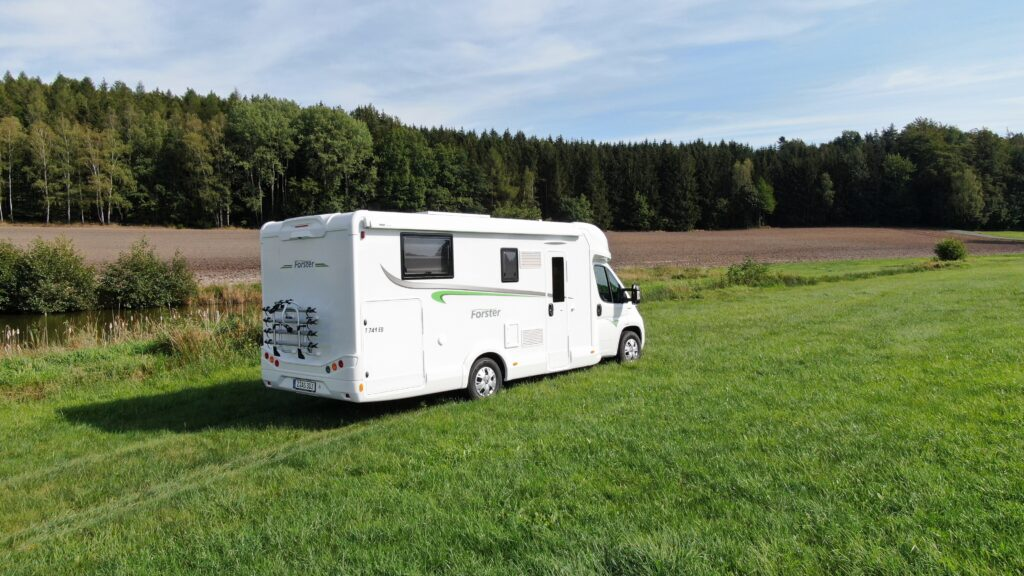 Wohnmobil Forster TB 741